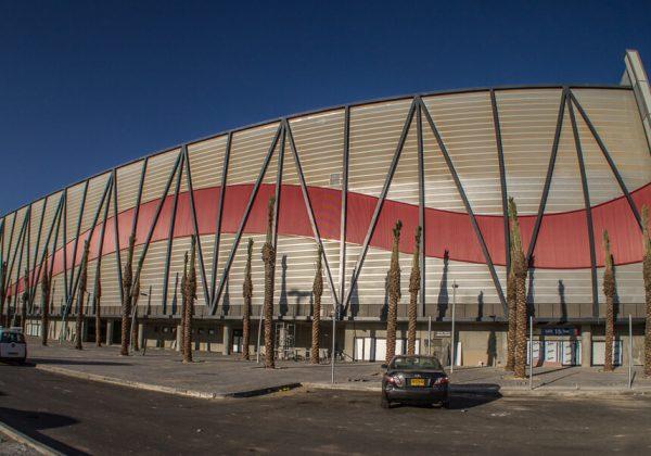 Turner Stadium Project – Exterior